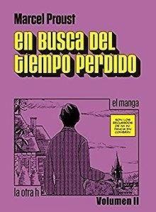 Libro: En busca del tiempo perdido   -el manga- - Proust, Marcel