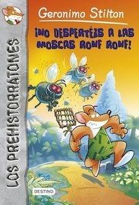 Libro: No despertéis a las moscas Ronf Ronf! - Stilton, Geronimo