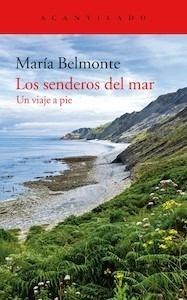 Libro: Los senderos del mar - Belmonte Barrenechea, María