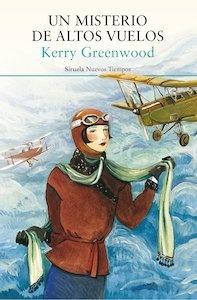 Libro: Un misterio de altos vuelos - Greenwood, Kerry