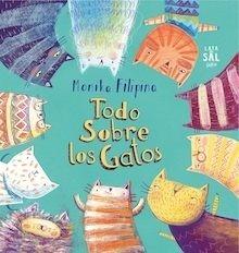 Libro: Todo sobre los gatos - Filipina, Monika