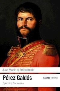 Libro: Juan Martín el Empecinado - Perez Galdos, Benito