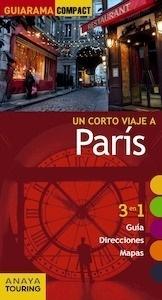 Libro: PARÍS  Guiarama  -2017- - Alonso Ibarrola, Jose Manuel