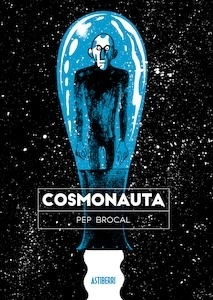 Libro: Cosmonauta - Brocal, Pep