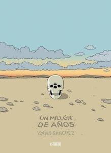 Libro: Un millón de años - David Sánchez
