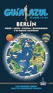 Libro: Berlín guía azul   -2017- - Ledrado, Paloma