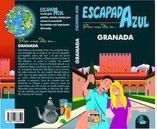 Libro: Escapada granada -2017- - Monreal, Manuel