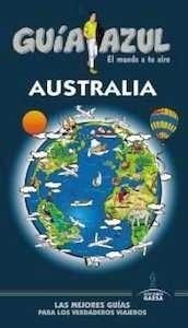 Libro: AUSTRALIA Guía Azul  -2016- - Martínez, Mosés