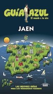 Libro: JAÉN  Guía Azul  -2016- - Monreal, Manuel