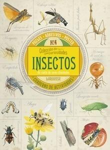 Libro: Colección de curiosidades. insectos - Larousse Editorial