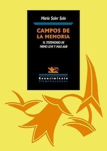 Libro: Campos de la memoria - Soler Sola, María