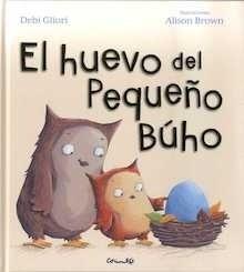 Libro: El huevo del pequeño búho - Devi Gliori