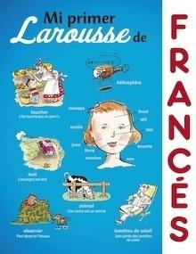 Libro: Mi primer larousse de francés -