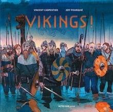Libro: ¡vinkingos! - Carpentier, Vicent