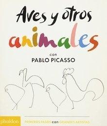 Libro: Aves y otros animales - Picasso, Pablo