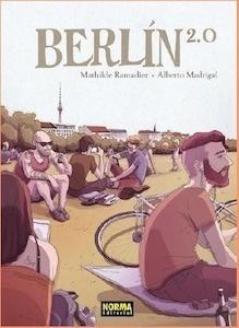 Libro: BERLÍN 2.0 - Ramadier, Cédric