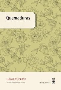 Libro: Quemaduras - Prato, Dolores