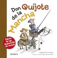 Libro: Don Quijote de la Mancha - Campoy, Ana