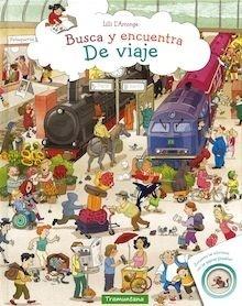 Libro: Busca y Encuentra de Viaje - L Arronge, Lilli