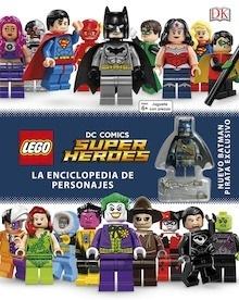 Libro: LEGO DC Enciclopedia de personajes - Varios Autores
