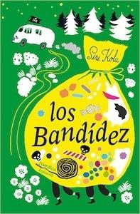 Libro: Los Bandídez - Kolu, Siri