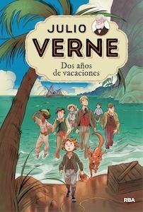 Libro: Dos años de vacaciones - Verne, Julio