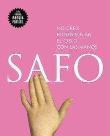 Libro: No creo poder tocar el cielo con las manos - Safo