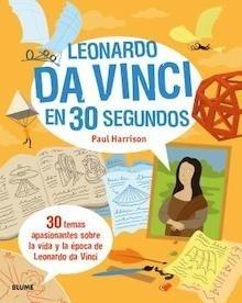 Libro: Leonardo da Vinci en 30 segundos - Harrison, Paul