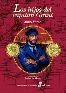 Libro: Los hijos del capitán Grant - Verne, Julio