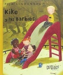 Libro: KIKE Y LAS BARBIES - Lindenbaum, Pija