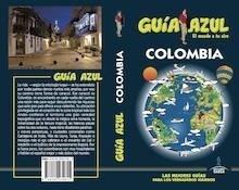 Libro: COLOMBIA   Guía Azul  -2017- -