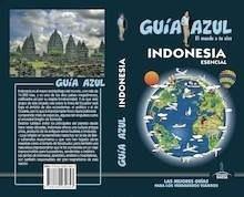 Libro: INDONESIA  -esencial-  Guía Azul  -2017- -