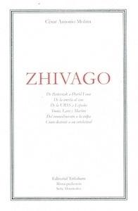 Libro: Zhivago - Molina, Cesar Antonio