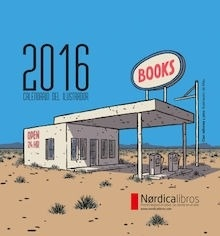 Libro: CALENDARIO DEL ILUSTRADOR 2016 - Villamuza, Noemi