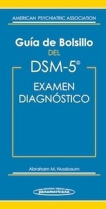 Libro: Guía de Bolsillo del DSM-5 - American Psychiatric Associati, On