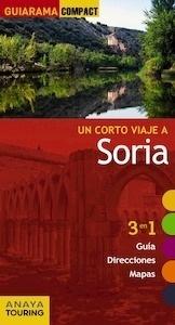 Libro: SORIA  -guiarama-  2016 - Paz Saz, José