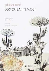 Libro: Los crisantemos - Steinbeck, Jonh