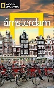 Libro: AMSTERDAM Guia de viaje   -2016- - National Geographic