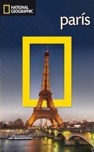 Libro: PARÍS Guia de viaje   -2016- - National Geographic