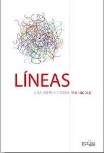 Libro: Líneas 'Una breve historia' - Ingold, Tim