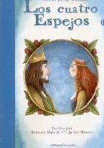 Libro: Cuatro espejos, Los - Malo, Roberto
