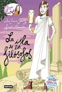 Libro: La isla de los filósofos - García-Siñeriz, Ana