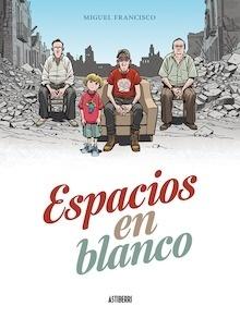 Libro: Espacios en blanco - Francisco, Miguel