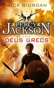 Libro: Percy Jackson i els déus grecs - Riordan,  Rick