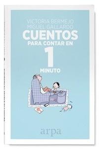 Libro: Cuentos para contar en 1 minuto - Bermejo, Victoria