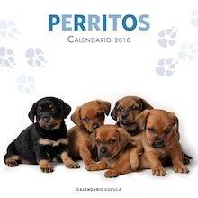 Libro: Calendario Perritos 2018 - VV. AA.