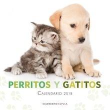 Libro: Calendario Perritos y gatitos 2018 - VV. AA.