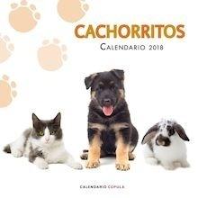 Libro: Calendario Cachorritos 2018 - VV. AA.