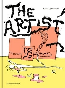 Libro: The artist - Anna Haifisch