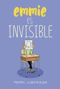 Libro: Emmie es invisible - Terri Libenson